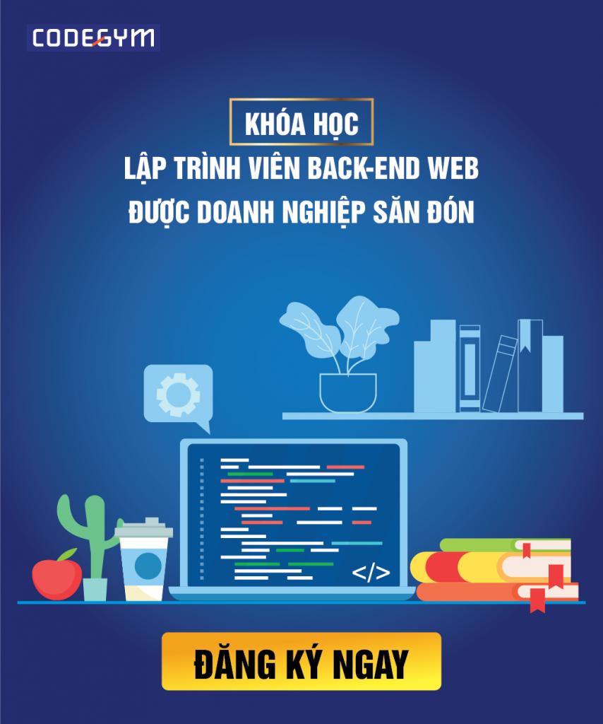 lập trình back end